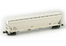 AZL ACF 4-Bay covered hopper 91701-1