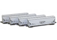 AZL ACF 3-bay covered hopper set 90310-1