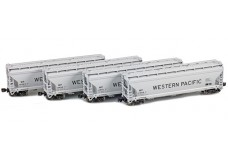 AZL ACF 3-bay covered hopper set 90304-1