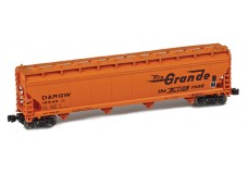 AZL ACF 4-bay covered hopper 91702-1