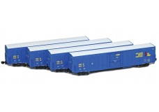 AZL 60' PC&F Beer Reefer Set 90266-1