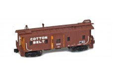AZL Bay window caboose C30-5 92001-2