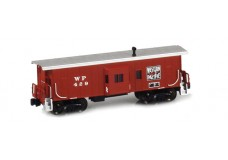 AZL C30-5 Bay Window Caboose 92010-1