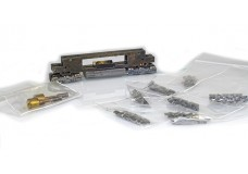 AZL C44 chassis and parts package JW14640