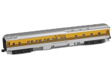 AZL 10-1-2 sleeper heavyweight passenger car 71125-2