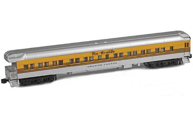 AZL Observation heavyweight passenger car 71825-1