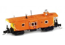 Custom Scratch Build Caboose CUST9294