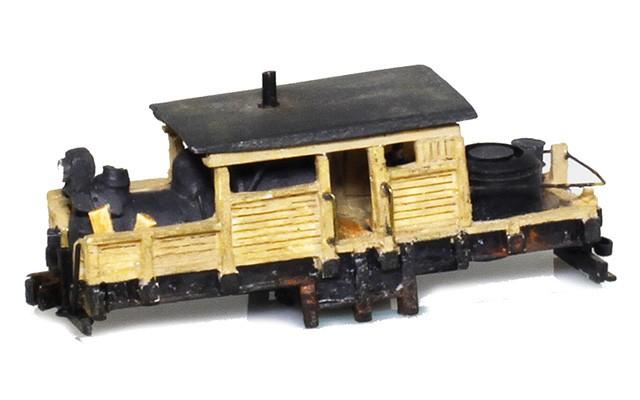 Shay Model JB14687
