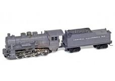 Marklin 0-8-0 steam locomotive with tender JB14701