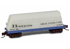 Custom Scratch Build Bordens milk tank car JW12574