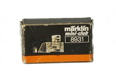 Marklin Lighted track stop - 2 pack 8931-2