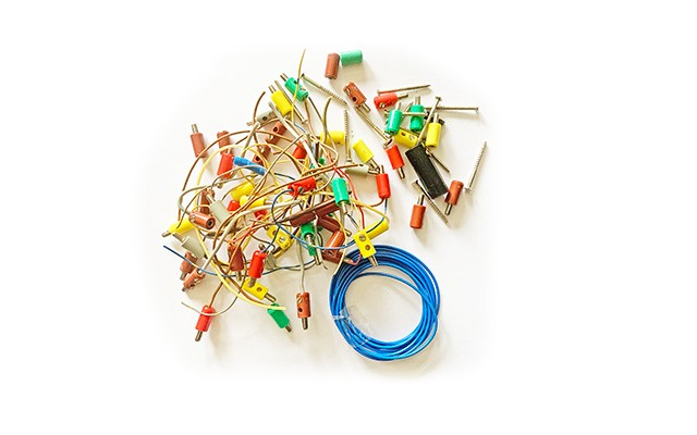 Marklin Assorted wires, plugs and screws MS14469