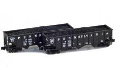 Full Throttle 70-ton Rib-side 3-bay hopper FT-5009-2