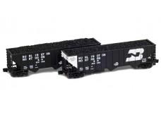 Full Throttle 100-ton Rib-side 3-bay hopper set FT-8029-1