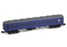 Tenhodo Oha35 Blue Lighted Passenger Car 83015