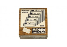 Marklin Bridge piers 8978