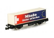 Marklin Container car - Miele 4482-900