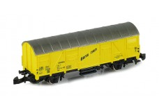 Marklin Yellow box car - Bananen 8606_nb