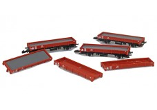 Marklin Flat cars 8610_flat_set