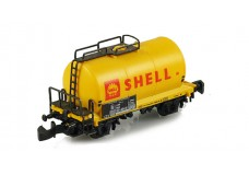 Marklin Shell tank car circa 1972 8611a