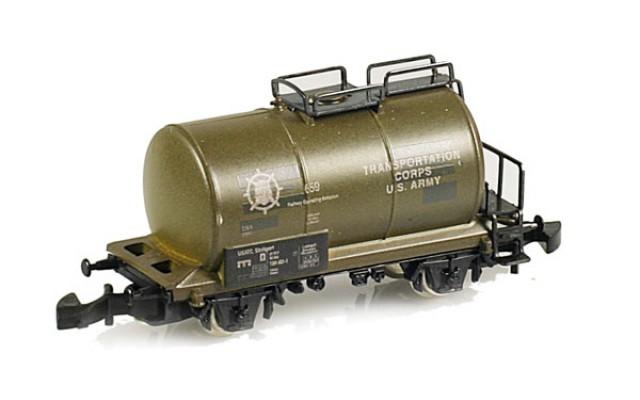 Marklin US Army Transportation Corps tank car 8612T