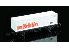 Marklin Container car MARKLIN 8617