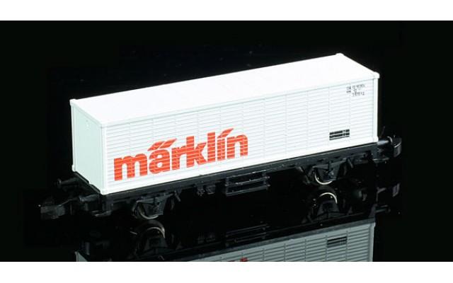 Marklin Container car MARKLIN 8617
