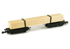 Marklin Lumber car 8619