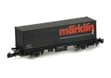 Marklin Container car  MARKLIN Z 8644