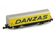 Marklin Danzas sliding wall boxcar 8656_902