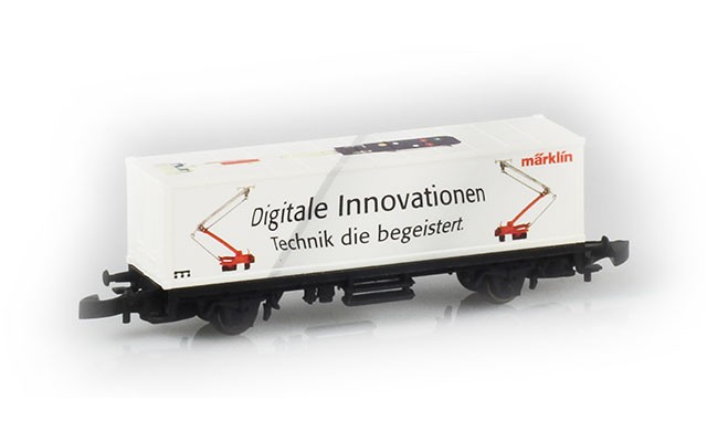 Marklin Innovations promotion car MA6990