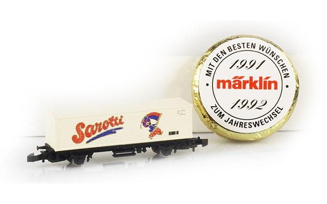 Marklin Sarotti chocolate car MA7004