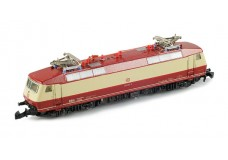 Marklin DB class 120 Electric red and creme 8853_HOS