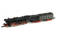 Marklin Class 52 steam locomotive with condensation tender 88835