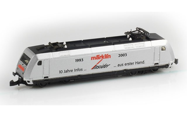 Marklin Ten Year Marklin Insider Locomtoive MA9558
