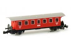 Marklin Two axle 2nd class passenger coach 8701_nb