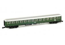 Marklin Express Coach 2ND Class DB green 8711_nb