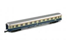 Marklin 1st class express coach - blue and creme 8720