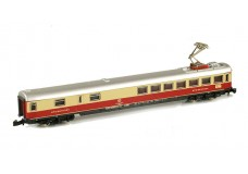 Marklin TEE/IC Dinning car with pantograph 8727_wb