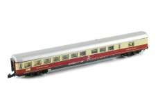 Marklin DB TEE red creme passenger car - lighted 8736