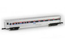 Marklin Amtrak Observation car 8765