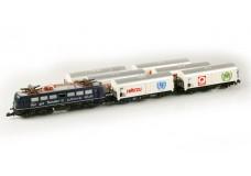 Marklin Unicef children's train 8113_BL2