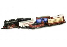 Marklin Class 55 steam locomotive freight set 81415