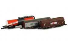 Marklin Freight car set 82501