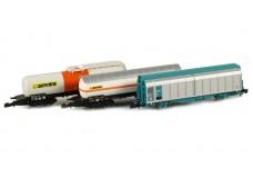 Marklin Freight car set 82513