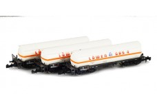 Marklin Lowen Gas tank car set 8616