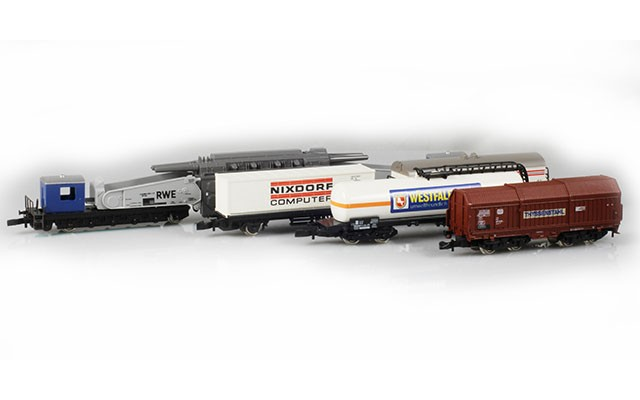 Marklin Regional set - Southern Germany 8692