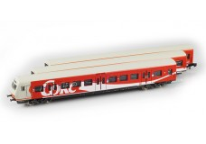Marklin Coca-Cola S-Bahn commuter cars 8790