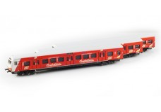 Marklin Knorr Spaghetteria S-Bahn commuter cars 87901_bd