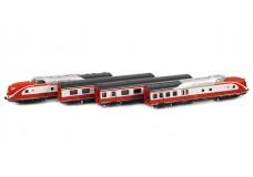 Marklin Trans Europe Express diesel railcar set - Max Liebermann.  88731_HOS